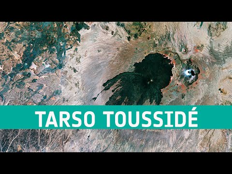 Earth from Space: Tarso Toussidé, Chad