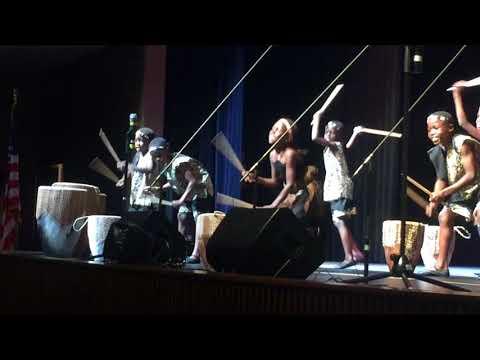 African Children's Choir in Reedsburg