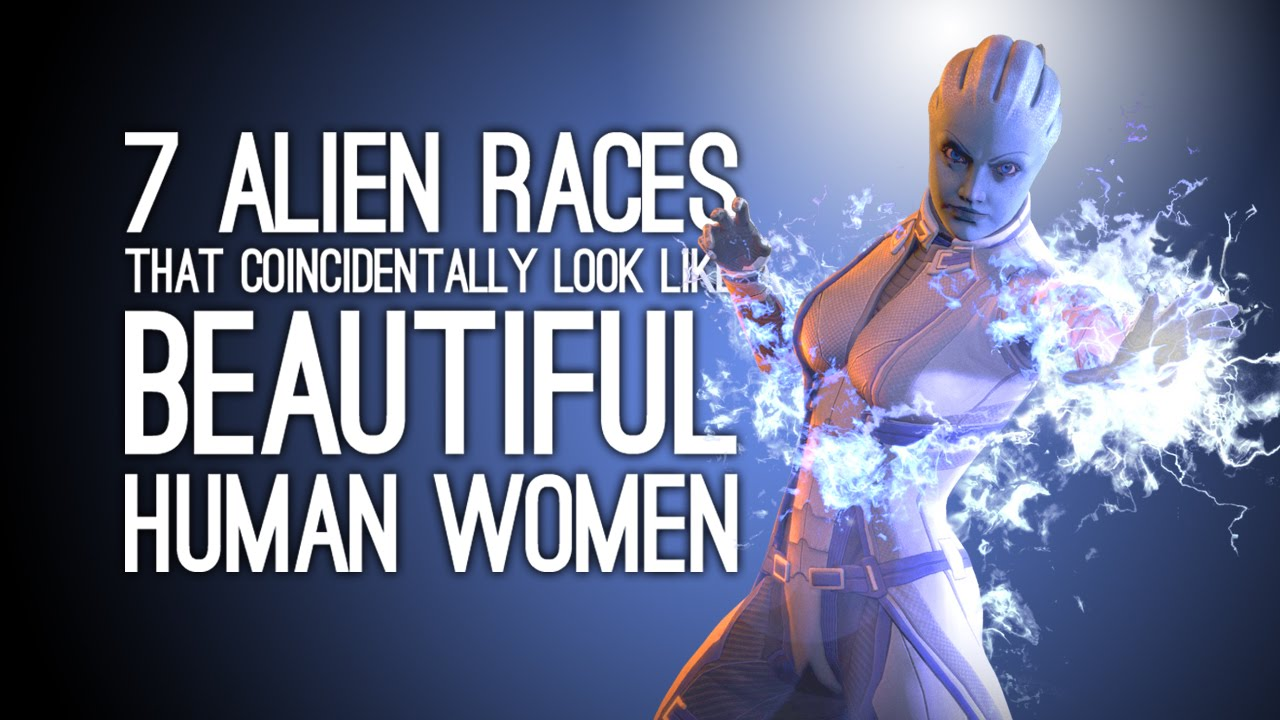 Anime Alien Girl watch: the alien races that look like beautiful human women
