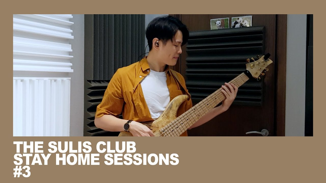 Stay Home Sessions #3: Devil Inside Me