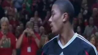 Derrick Rose game 3 2009 NBA Playoffs Bulls vs Celtics