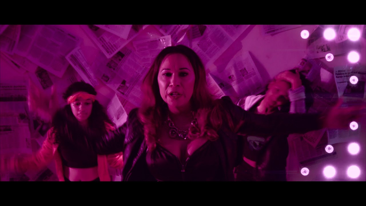 Rosa Rosa Vivir la Vida  Video Oficial