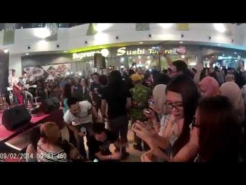 UNGU MOZAIK TOUR 2015 DI KUCHING - #KEKASIH GELAPKU