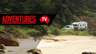 Caravan World - Best Aussie Vans 2016 Review of the Z-20.6 Off-Road