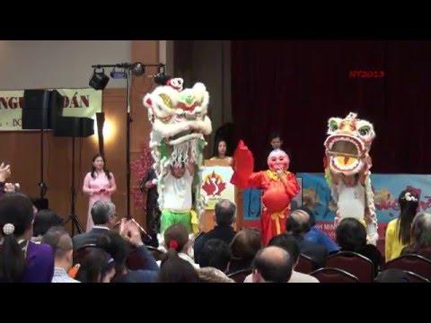Hội Chợ Tết Bính Thân Ottawa - 2016 ( phần 2/8 )