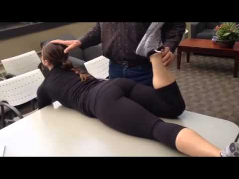 mcgill visit-femoral nerve flossing - youtube, Muscles