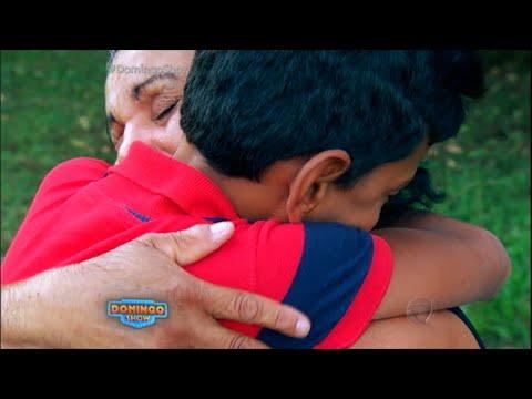 Pedro visita a mãe em clínica de reabilitação