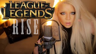 R SE  League of Legends    Acoustic Version by Amy B