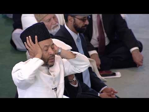 Friday Sermon: Essence of Quality Meetings and Ijtema gatherings: 22nd September 2017