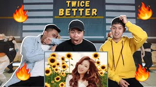 Download TWICE「BETTER」M/V REACTION
