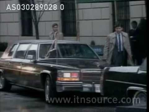 Princess Diana in New York, 1989