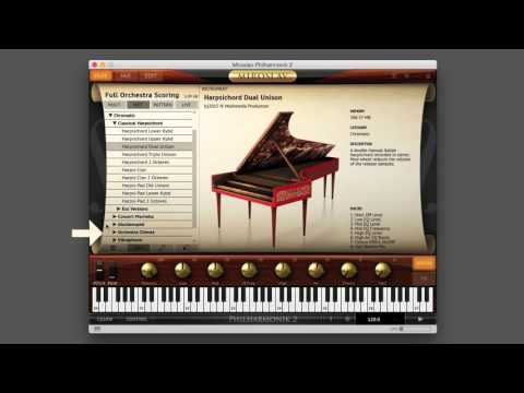 Miroslav Philharmonik 2 Tutorial 2 - Sound Categories & Content