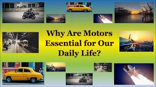 Different Types of Electric Motors for Industries