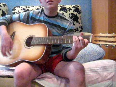 (Александр Солодухин) Алёна песни под гитару