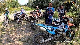David Cyprian Vodka Challenge - Enduro Tours in Krzeszowice