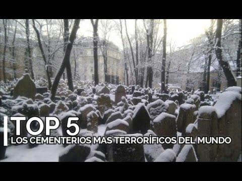 TOP 5 | LOS CEMENTERIOS MAS TERRORÍFICOS DEL MUNDO (PARTE 1)