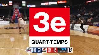 2018 U SPORTS Men's Basketball Final 8 - QF#2 Calgary vs. Brock