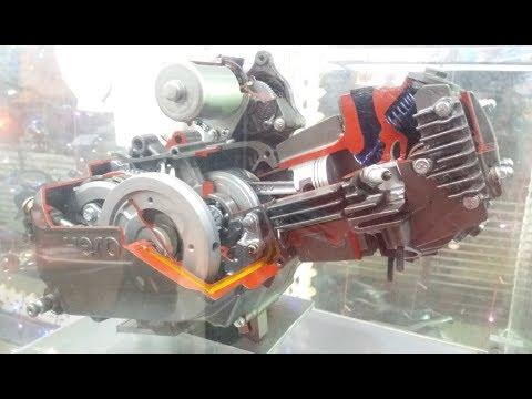 HOW HERO MOTORCYCLE ENGINES WORKS IN DETAILS || HERO INDIA'S NO.1 MOTORCYCLE ENGINE