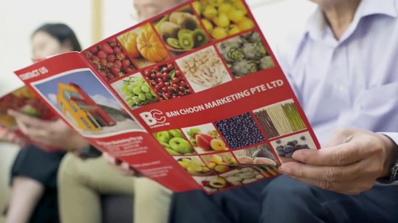 Ban Choon Marketing | Singapore's Leading Fruit & Vegetable