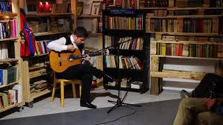 "Jorge Arena - ""Taranta"" - 12/11/2016 at REaD bookstore (Tallinn, Estonia) 20161112"