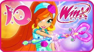 ✦✦ WINX CLUB Walkthrough Part 10 (PC, PS2) Sparks - Snow, snowballs and Yeti ✦✦