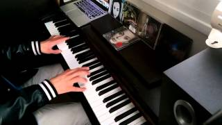 Adele 25 - Send My Love (To Your New Lover) Piano Cover