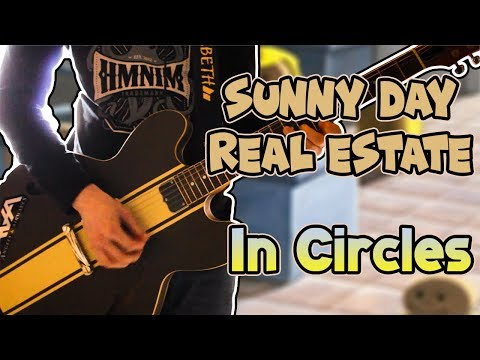 Sunny Day Real Estate  In Circles Guitar  1080P