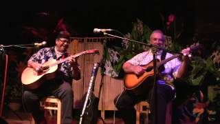 """My Yellow Ginger Lei"", Ledward Kaapana With Fran Guidry"