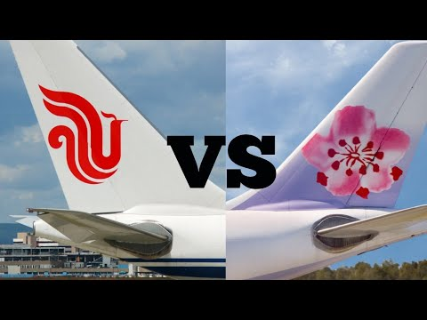 Air China vs. China Airlines