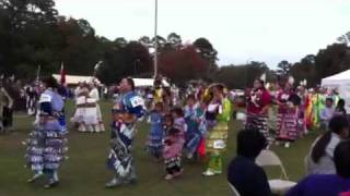 Choctaw Powwow: Dancing