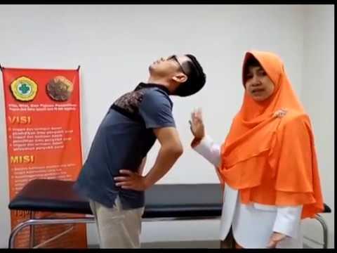 Video senam syaraf kejepit tulang belakang