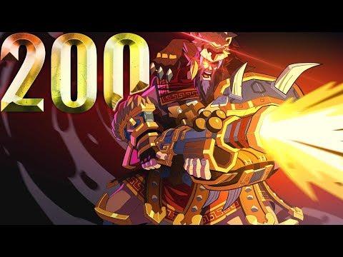 LVL 200 BUCK - 동영상