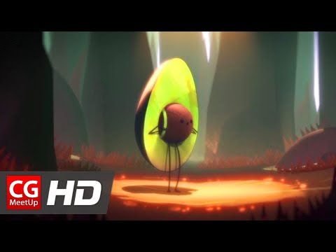 "CGI Animated Short Film ""Avocado Man Short Film"" by Blue Zoo"