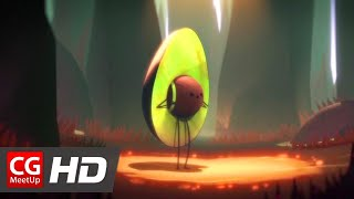 CGI Animated Avocado Man Short Film by Blue Zoo Studio. Featured on...