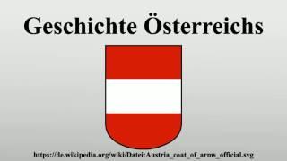 Geschichte Österreichs