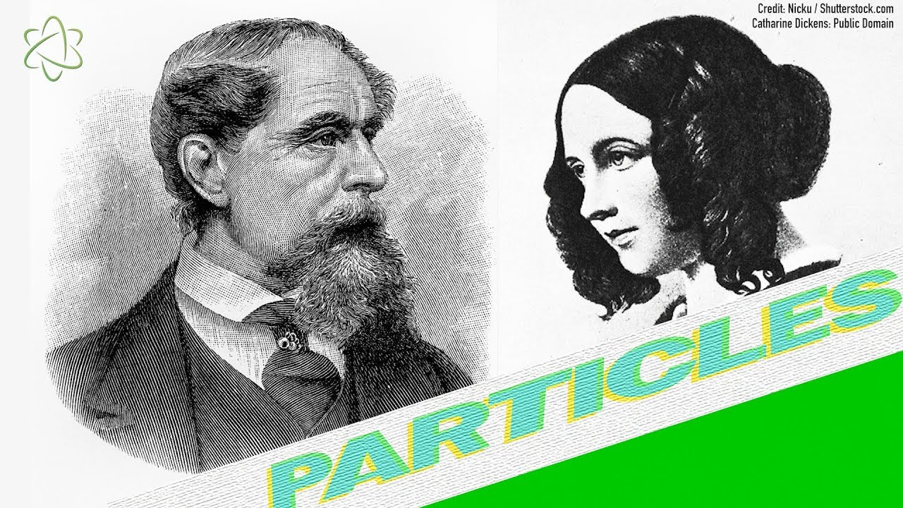 Lesbian teen did charles dickens have a wife