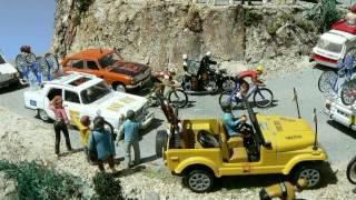 diorama 13 -Tour de France 1969