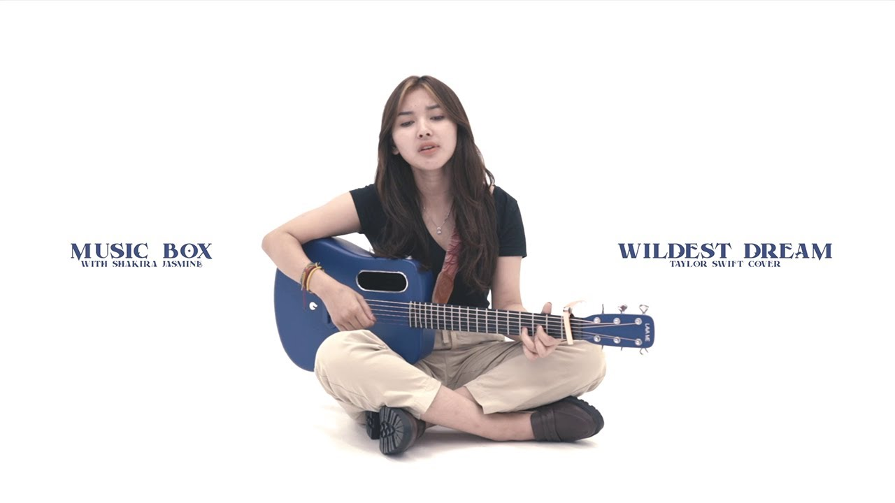 Taylor Swift - Wildest Dreams (Cover by Shakira Jasmine)