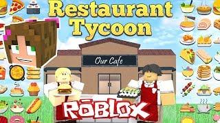 VENITE A CENA DA ME PER NATALE! | Restaurant Tycoon - Roblox