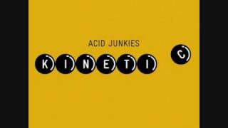 Acid Junkies - Kinetic - AJR07