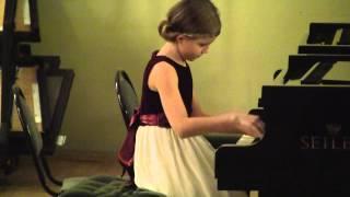 Anastasia Kurbasi (Frédéric Chopin) Contredanse