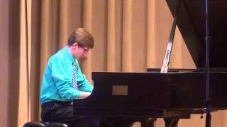 Scriabin - Etude, Op. 8, No. 3 - Settlement Music School Annual Concert