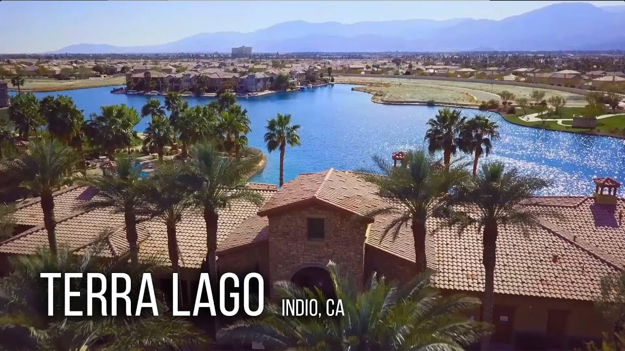 Terra Lago Indio Ca A Community In Greater Palm Springs Area