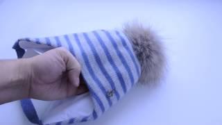 Детские зимние шапочки PETIT MODE(Детские шапочки PETIT MODE Арт PM06-blue Купить оптом детские зимние шапки http://www.petitmode.ru/, 2013-10-03T07:02:34.000Z)