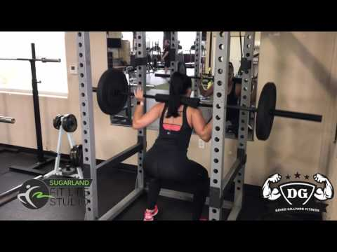 Sugar Land Fit Life Studio Personal Training | Sports Performance Training Tennis Workout