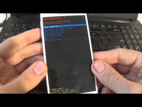 Samsung Galaxy S6 G920F - Resetare, deblocare cod de telefon, parola ecran sau cont blocat