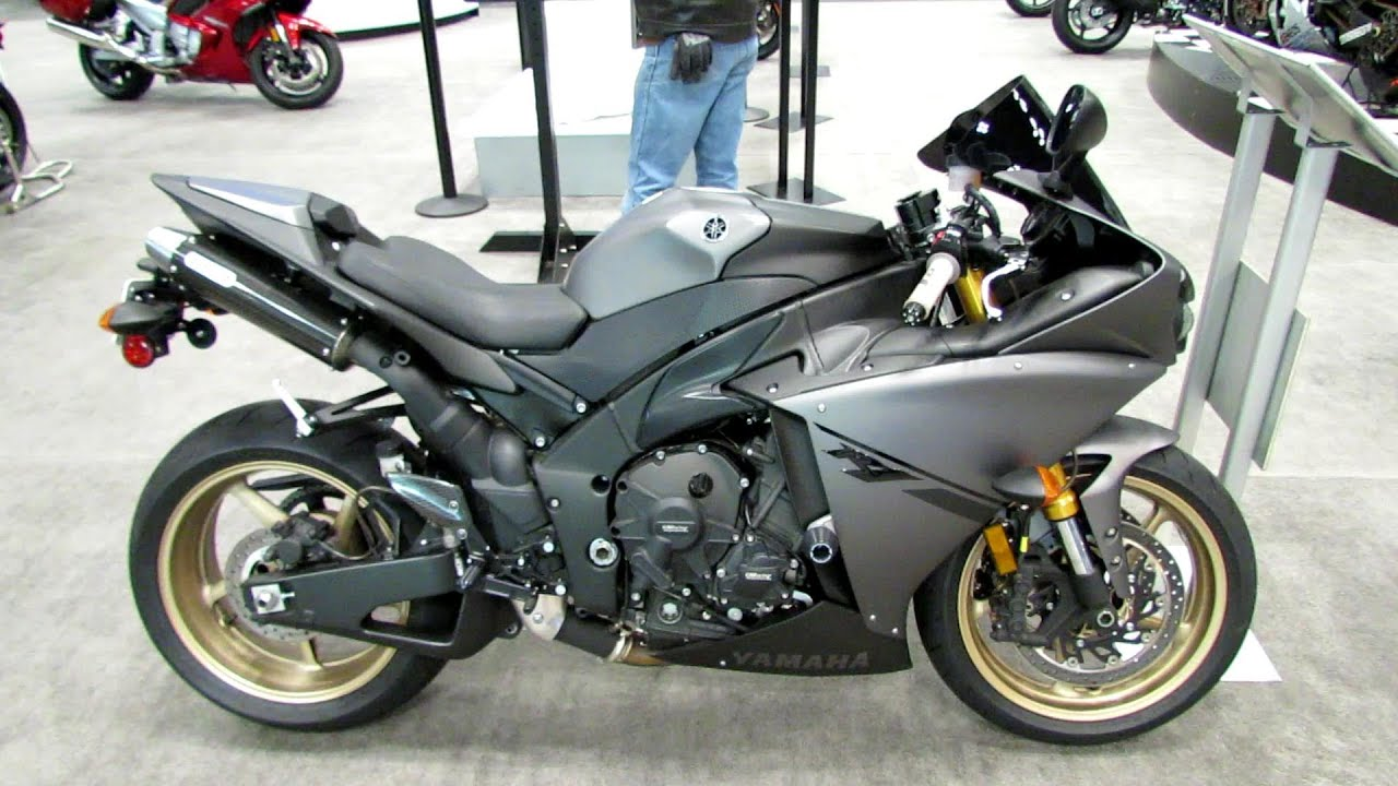 Yamaha R Matte Grey For Sale