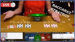 ♢ LIVE 🔴 Baccarat A | How To | Side bets win strategy ♢