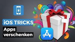 iPhone Apps verschenken via App Store | iPhone-Tricks.de