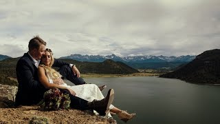 I Will Always Use Our Love As My Compass   Bohemian Elopement in Colorado